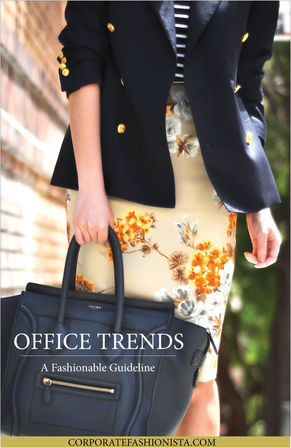 How To Make Fashion Trends Work At Work
