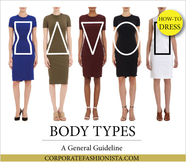 Discover How To Dress Your Body Type Once For All Corporate