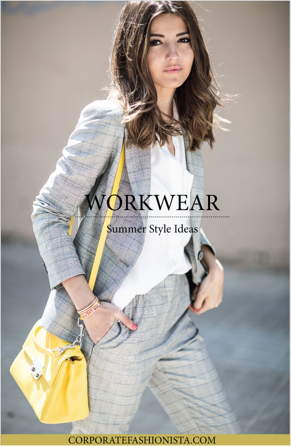 302fb8167604 10 Easy-Breezy Summer Workwear Outfits | CorporateFashionista.com. One of my  favorite ...